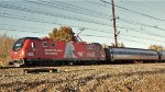 AMTK 606 on train 161